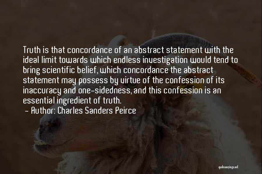 Charles Sanders Peirce Quotes 1017561