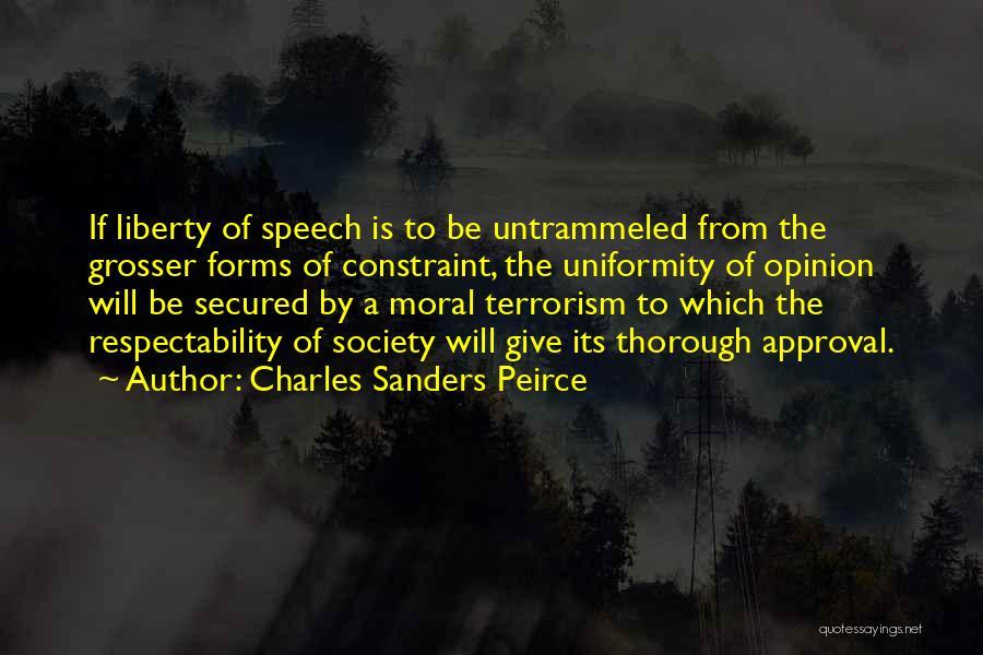 Charles Sanders Peirce Quotes 1253730