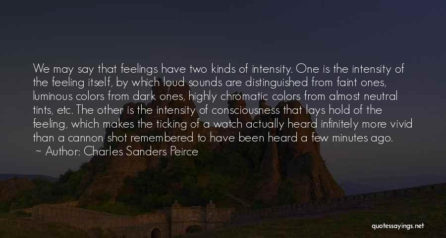 Charles Sanders Peirce Quotes 1278285