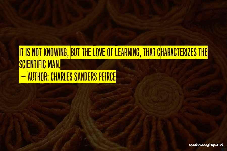 Charles Sanders Peirce Quotes 1360102