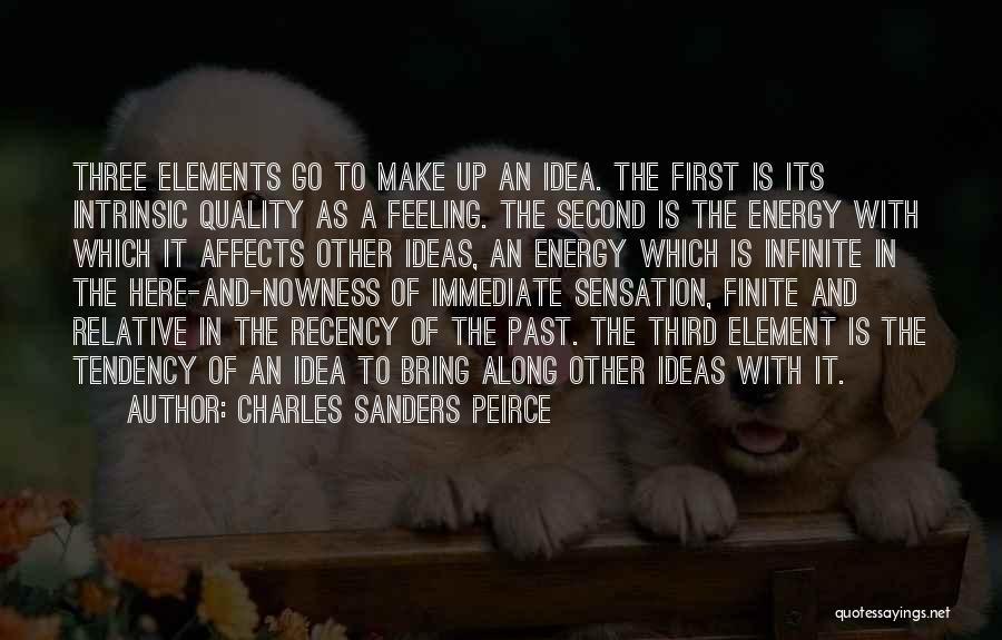 Charles Sanders Peirce Quotes 159095