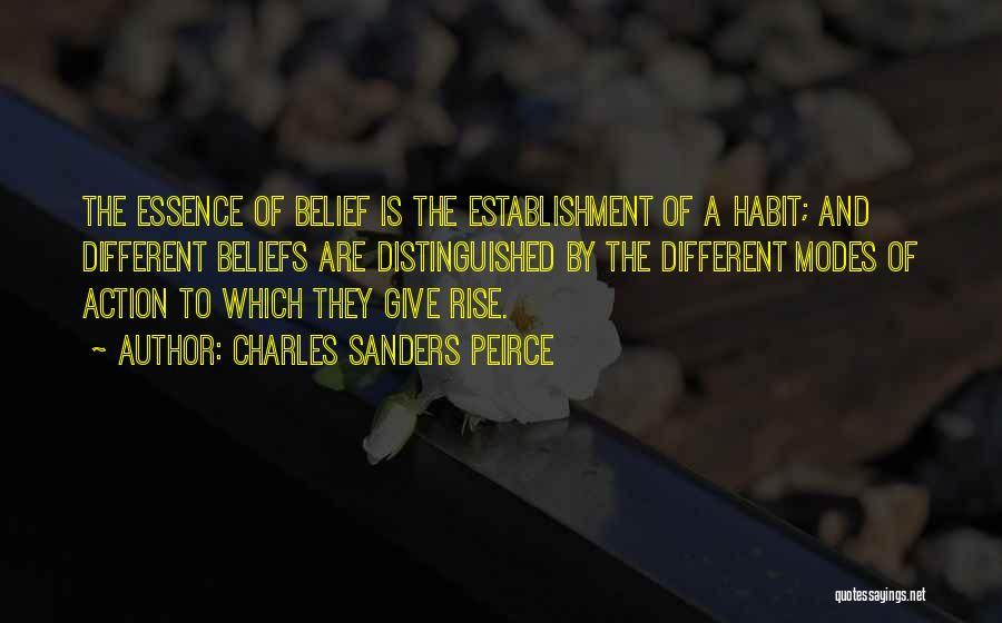 Charles Sanders Peirce Quotes 1770574