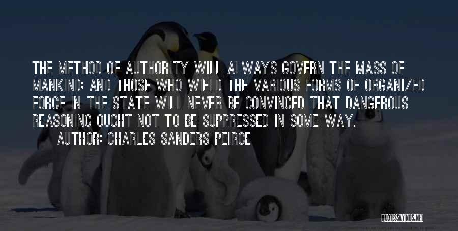Charles Sanders Peirce Quotes 1772805
