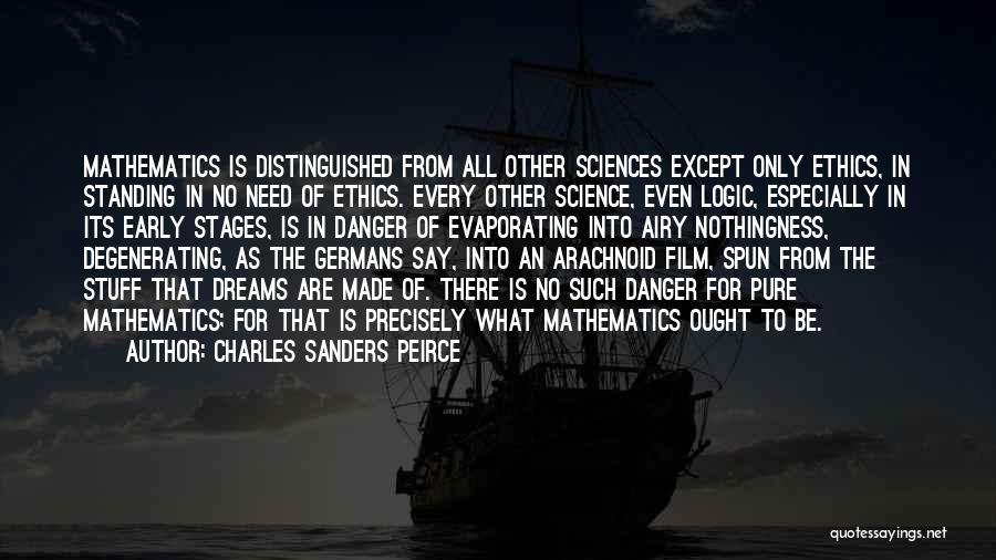 Charles Sanders Peirce Quotes 1812643