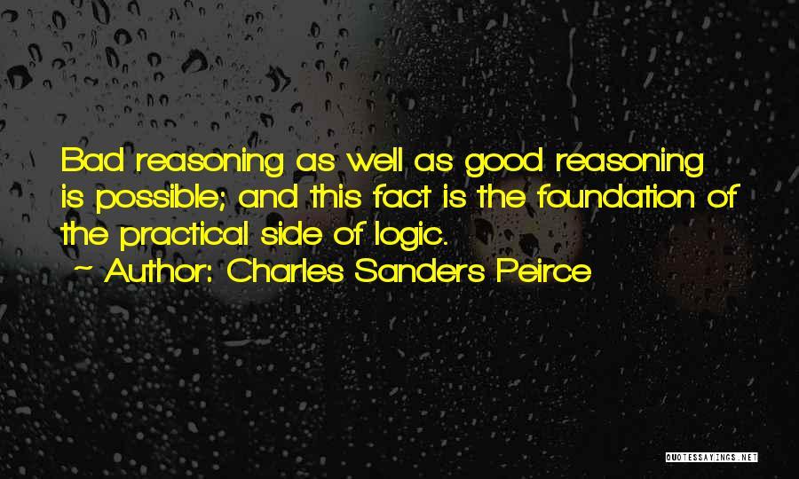 Charles Sanders Peirce Quotes 1828988