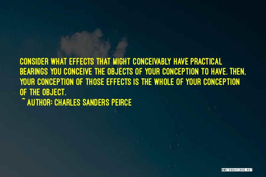 Charles Sanders Peirce Quotes 185490