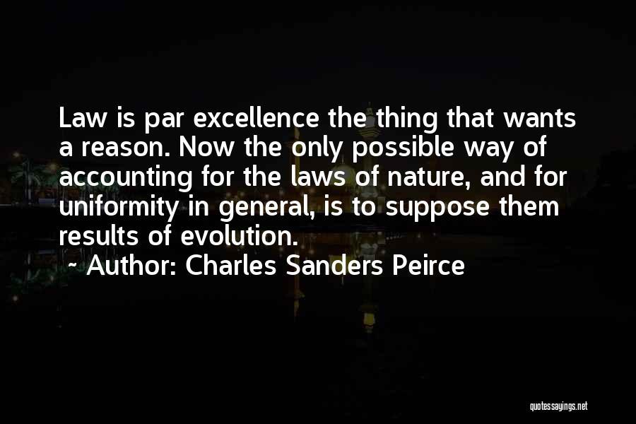 Charles Sanders Peirce Quotes 1956709