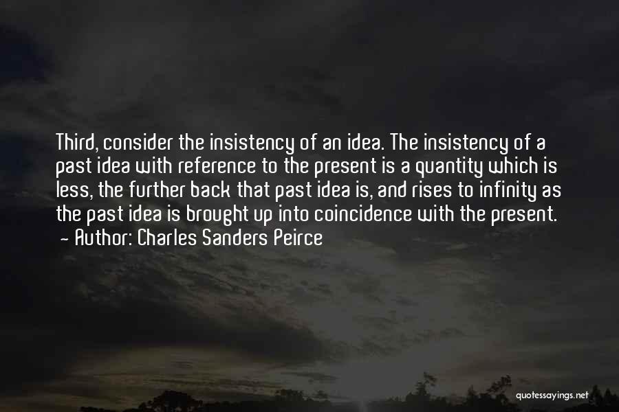 Charles Sanders Peirce Quotes 2006513