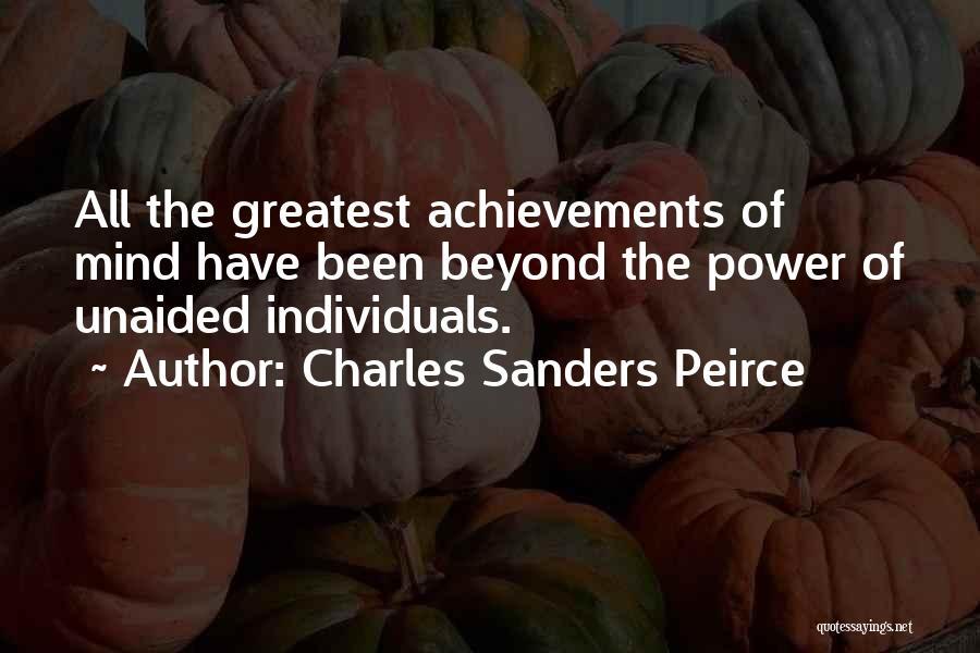 Charles Sanders Peirce Quotes 2028861