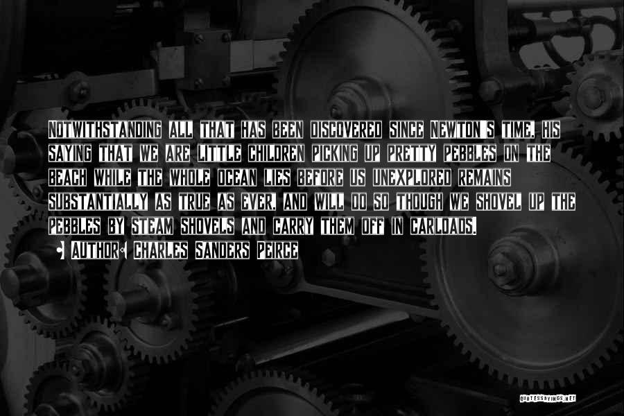 Charles Sanders Peirce Quotes 2067577