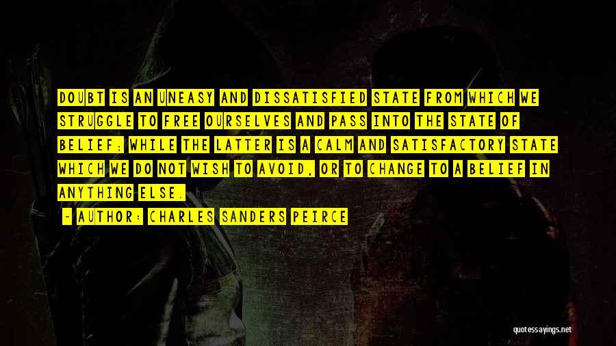 Charles Sanders Peirce Quotes 355612