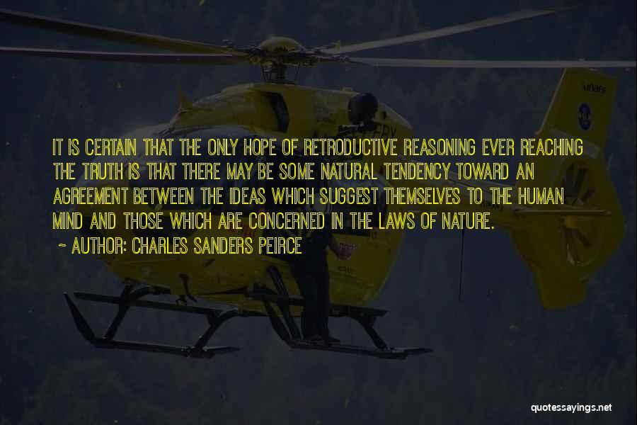 Charles Sanders Peirce Quotes 482410