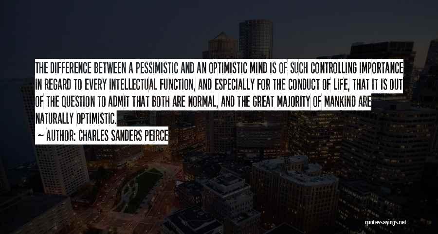 Charles Sanders Peirce Quotes 504773