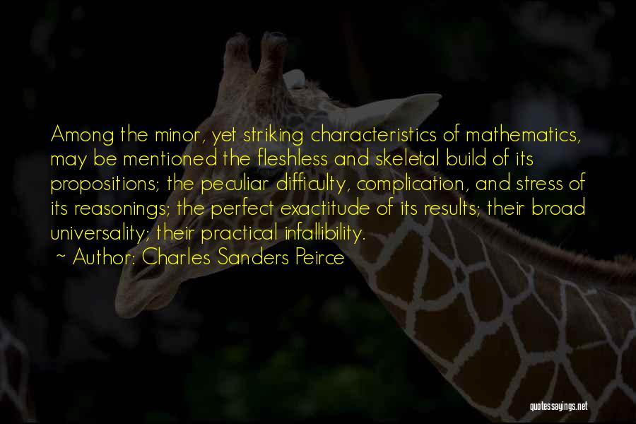 Charles Sanders Peirce Quotes 783898