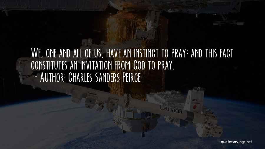 Charles Sanders Peirce Quotes 823163