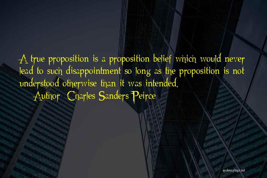 Charles Sanders Peirce Quotes 960554