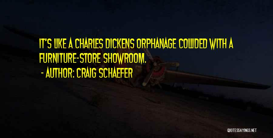 Charles Schaefer Quotes By Craig Schaefer