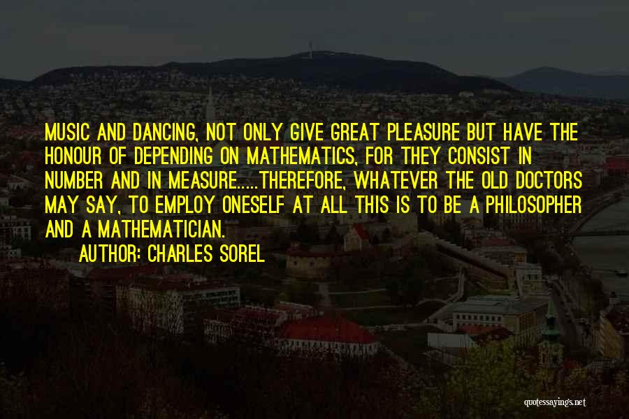 Charles Sorel Quotes 2244949