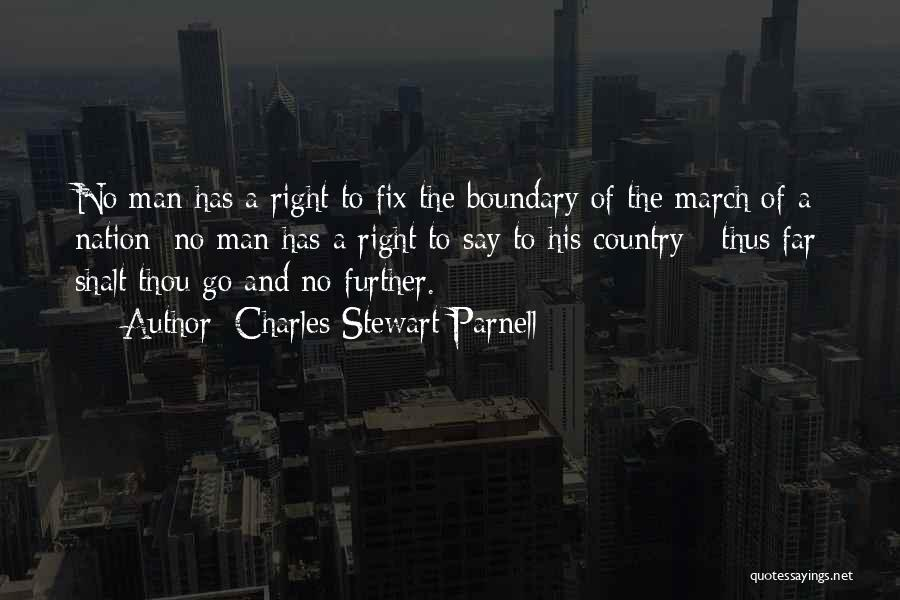 Charles Stewart Parnell Quotes 1090047