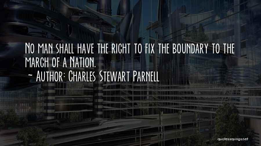 Charles Stewart Parnell Quotes 169879