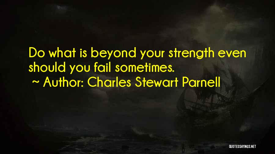 Charles Stewart Parnell Quotes 2212346