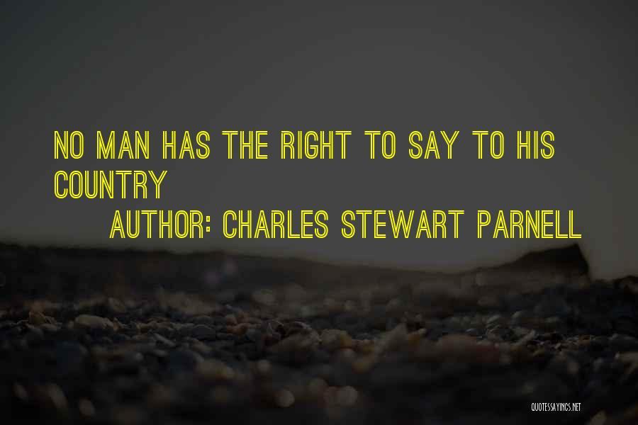 Charles Stewart Parnell Quotes 632370
