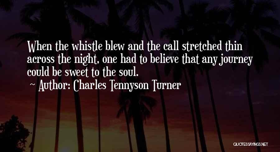 Charles Tennyson Turner Quotes 1733612