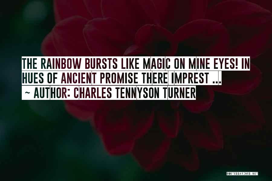 Charles Tennyson Turner Quotes 1830700