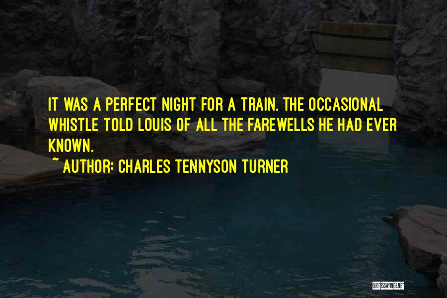 Charles Tennyson Turner Quotes 400341