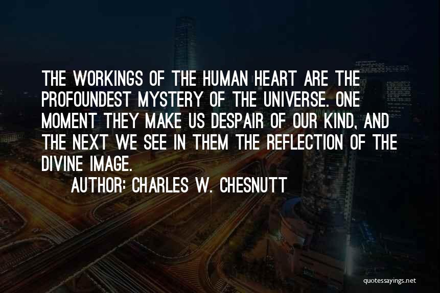 Charles W. Chesnutt Quotes 1966266