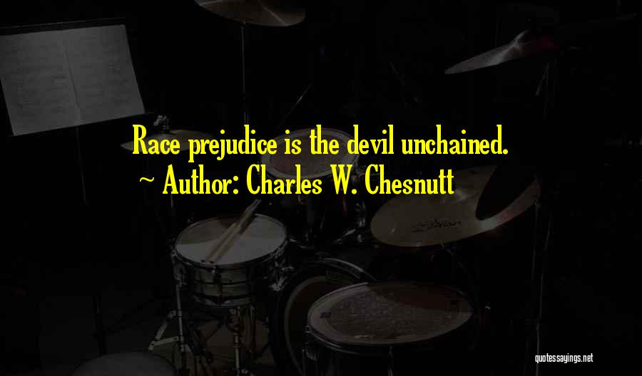 Charles W. Chesnutt Quotes 1967239