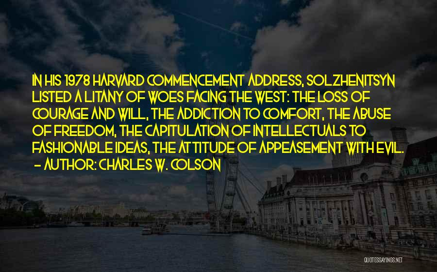 Charles W. Colson Quotes 119684