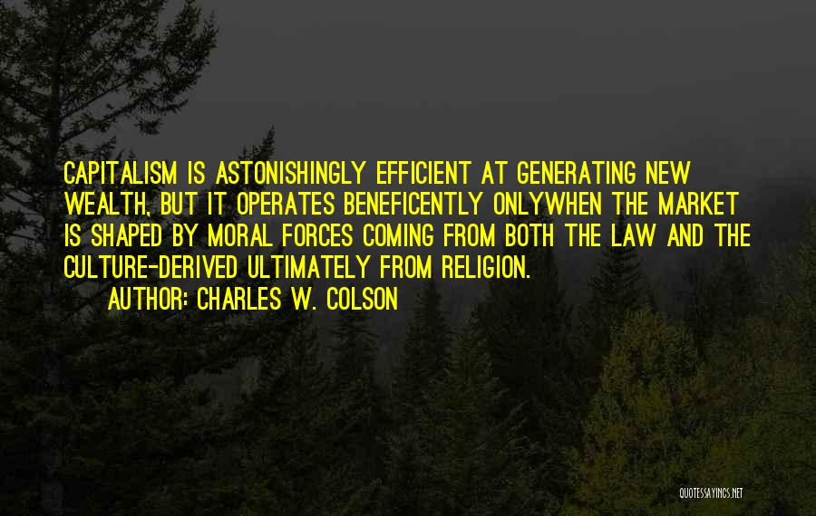 Charles W. Colson Quotes 1228906