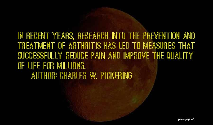 Charles W. Pickering Quotes 2190859