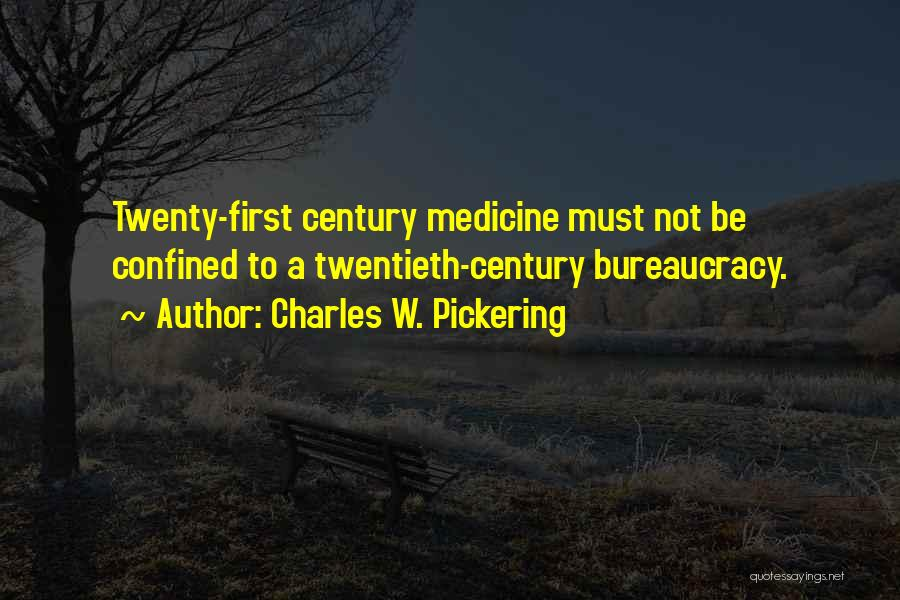 Charles W. Pickering Quotes 924867