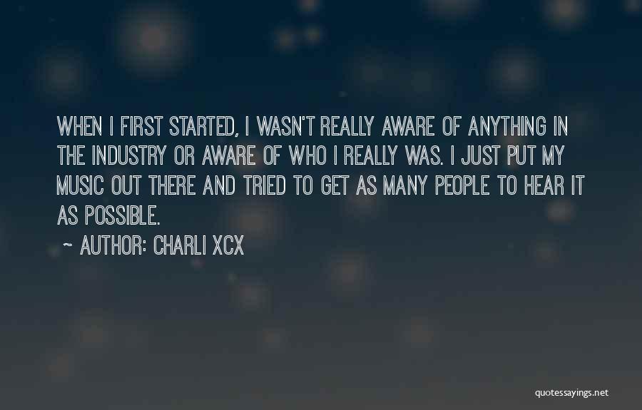 Charli XCX Quotes 1455587