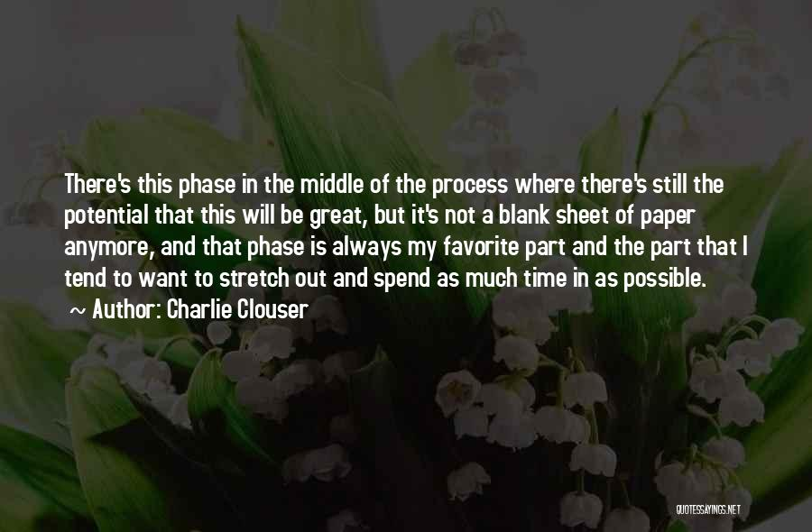 Charlie Clouser Quotes 265370