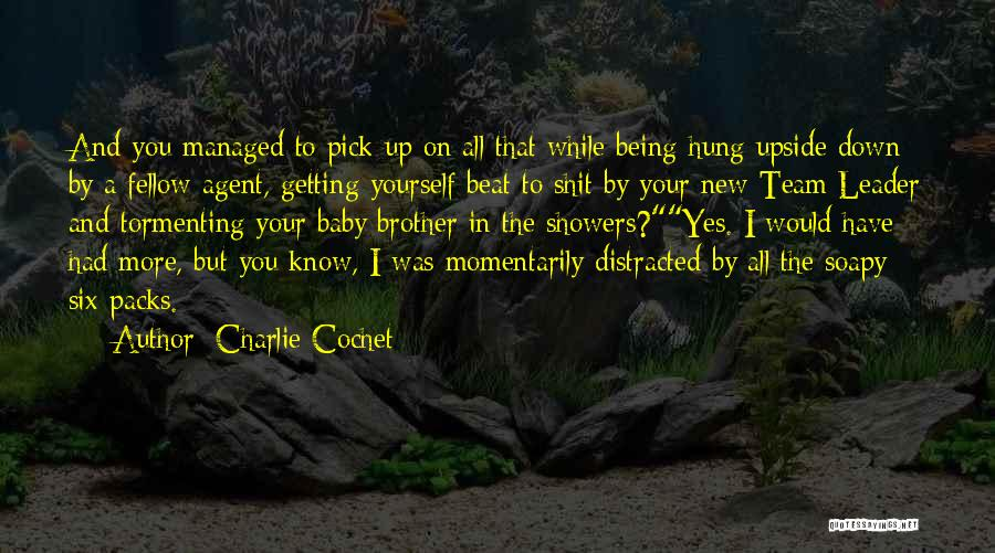 Charlie Cochet Quotes 1457426