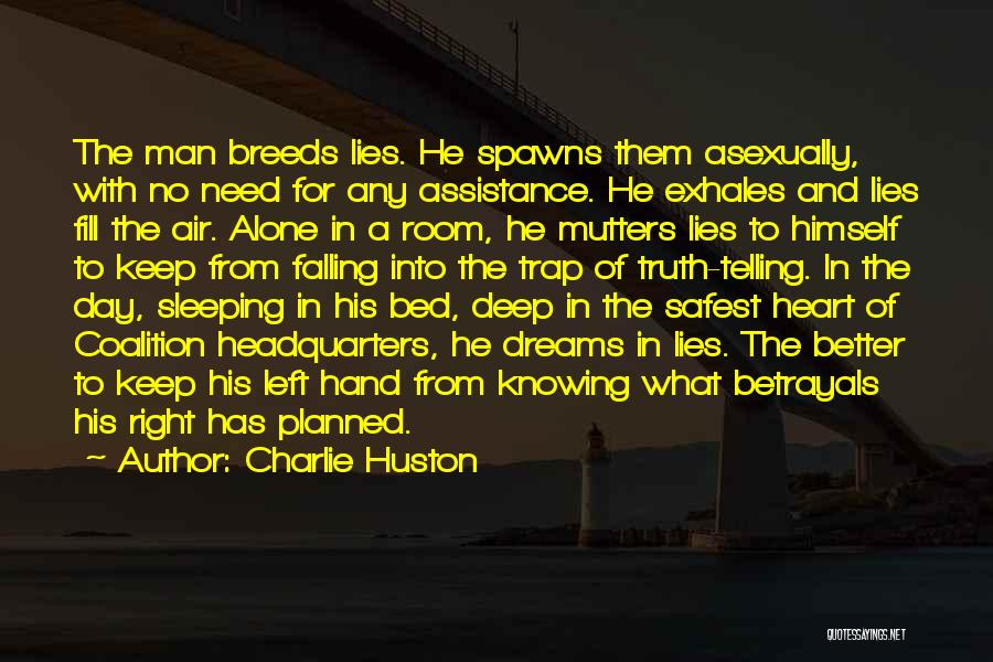 Charlie Huston Quotes 1690558