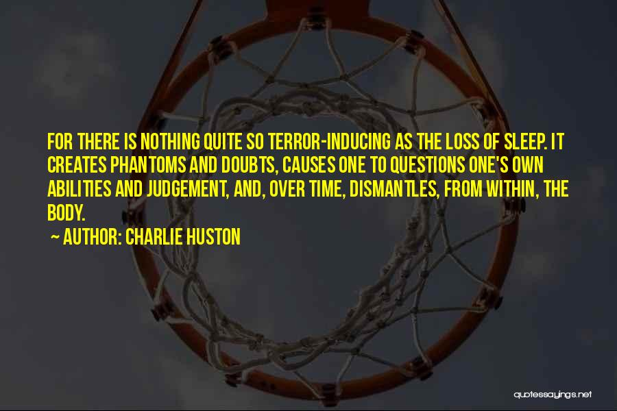 Charlie Huston Quotes 1976908