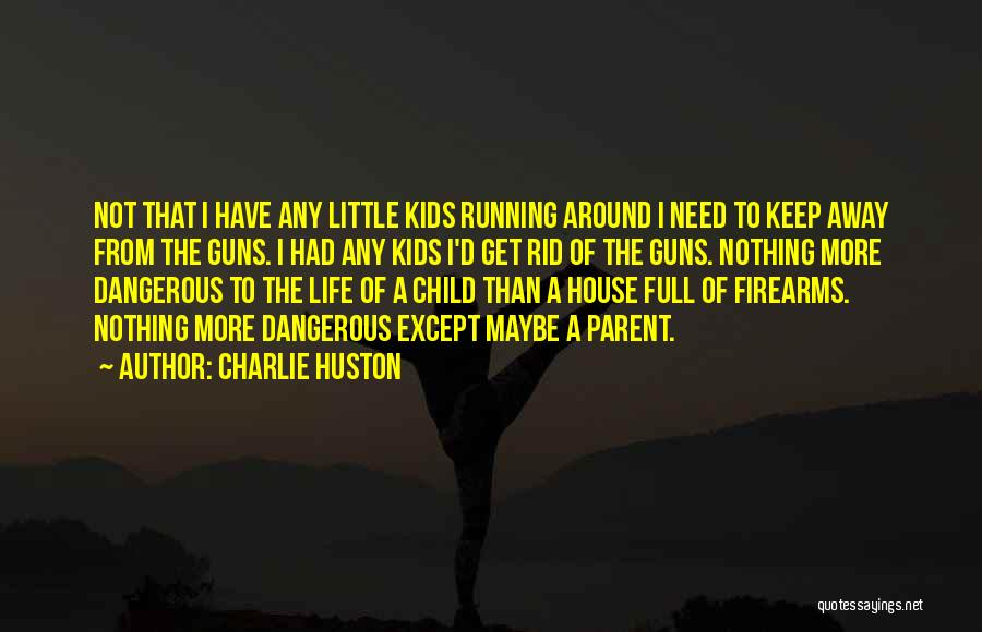 Charlie Huston Quotes 2090888