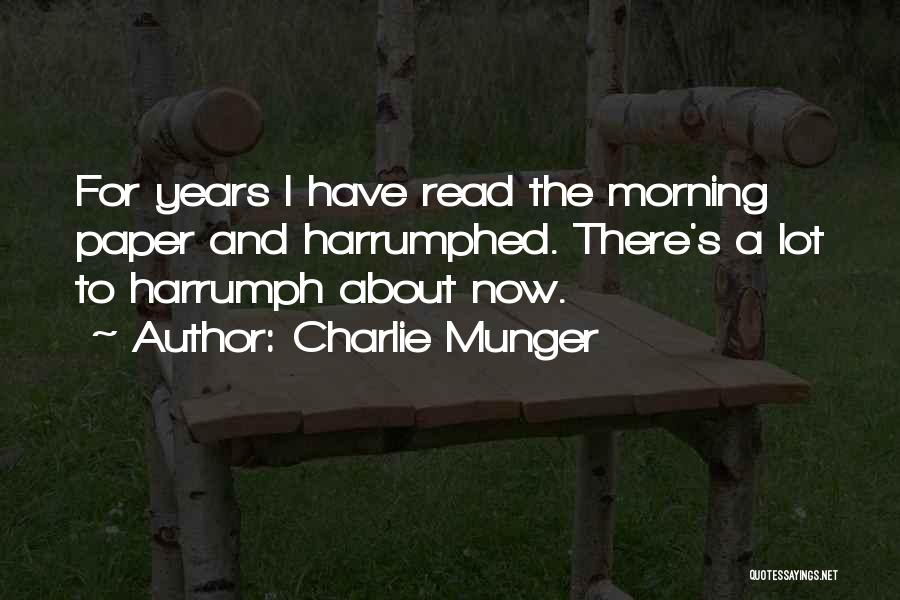 Charlie Munger Quotes 1826766