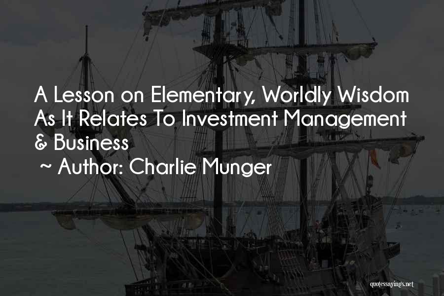 Charlie Munger Quotes 290170