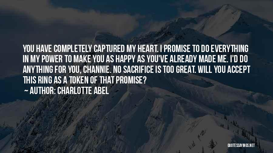 Charlotte Abel Quotes 1034531