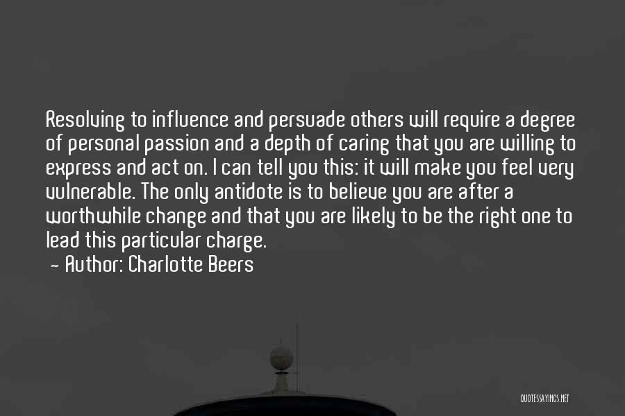 Charlotte Beers Quotes 176789