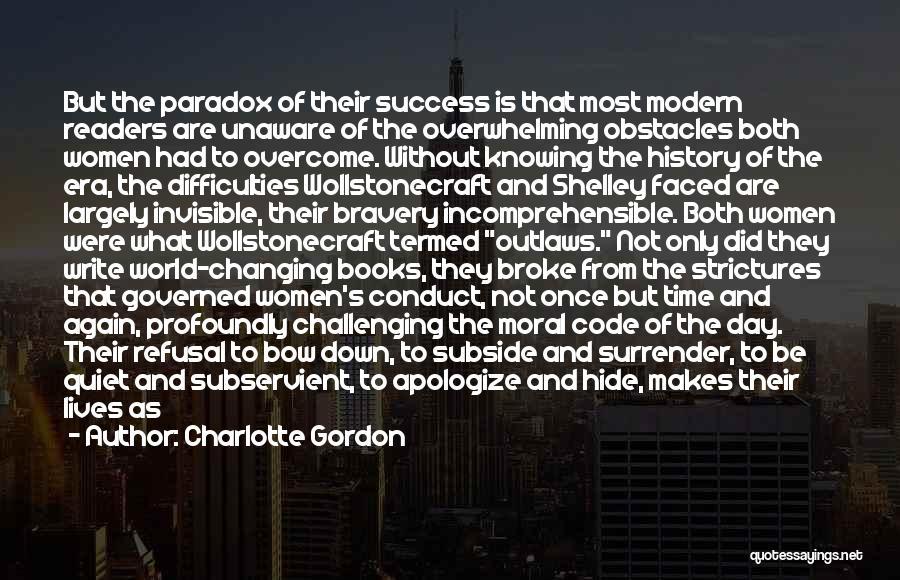 Charlotte Gordon Quotes 2049414