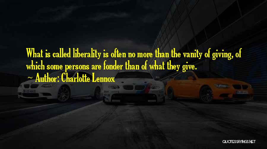 Charlotte Lennox Quotes 1061969
