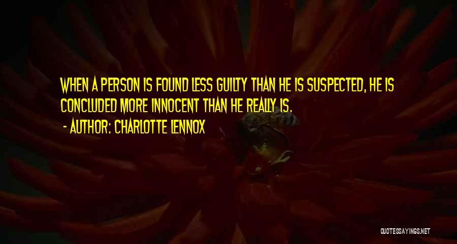 Charlotte Lennox Quotes 1753797