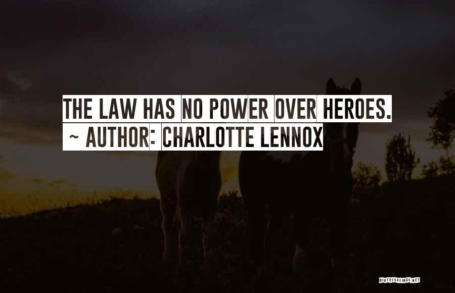 Charlotte Lennox Quotes 1875240
