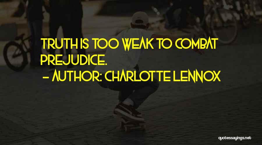 Charlotte Lennox Quotes 196747